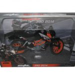 2014 KTM 390 Duke Motorcycle Model 1/12 by Automaxx