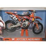 2013 Red Bull KTM 250 SX-F Jeffrey Healings #84 Dirt Motorcycle Model 1/12 by Automaxx