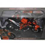 KTM 1290 Super Duke R Motorcycle Model 1/12 by Automaxx