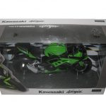 Kawasaki Ninja Green Motorcycle Model 1/12 by Automaxx