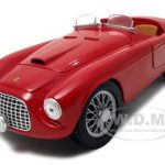 Ferrari 166 MM Red 1/18 Diecast Model Car by Hotwheels