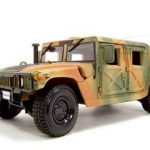 Humvee Military Camouflage 1/18 Diecast Model Car by Maisto