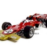 Lotus 72C 1970 Grand Prix USA Winner Emerson Fittipaldi #24 Limited Edition to 1500pcs 1/18 Diecast Car Model by Quartzo