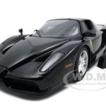 Ferrari Enzo Black Jamiroquai Car Elite Edition 1/18 Diecast Model Car by Hotwheels