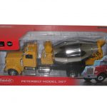 Peterbilt 367 Cement Mixer 1/32 Model by Automaxx
