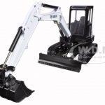 Bobcat E55 Compact Excavator 1/25 Diecast Model by Bobcat