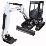 Bobcat E35 Compact Excavator 1/25 Diecast Model by Bobcat