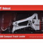 Bobcat Compact T590 Track Loader 1/25 Diecast Model by Bobcat