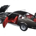 1985 Aston Martin V8 Vantage Cumberland Grey 1/18 Diecast Model Car by Autoart