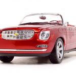 Chevrolet Bel Air Concept Red 1/18 Diecast Model Car by Motormax