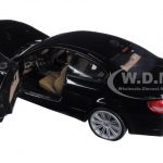 BMW M3 E92 Coupe Black 1/18 Diecast Model Car by Motormax