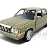 1982 Dodge Aries Green American Graffiti 1/24 Diecast Model Car by Motormax
