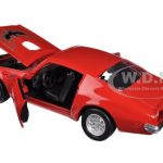 1973 Pontiac Firebird Trans Am Red 1/24 Diecast Model Car by Motormax