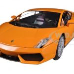 Lamborghini Gallardo LP-560-4 Orange 1/24 Diecast Model Car by Motormax