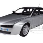 Alfa Romeo 159 SW Silver 1/24 Diecast Car Model by Motormax