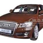 Audi Q5 Brown 1/24 Diecast Car Model by Motormax