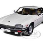 Jaguar XJ-S Coupe White 1/18 Diecast Car Model by Autoart