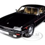 Jaguar XJ-S Coupe Black 1/18 Diecast Car Model by Autoart