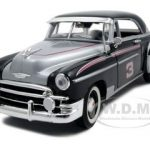 1950 Chevrolet Bel Air Racer RCR Series #3 1/24 Diecast Model Car by Motormax