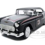 1955 Chevrolet Bel Air Racer RCR Series #3 1/24 Diecast Model Car by Motormax
