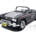 1959 Chevrolet Corvette Racer RCR Series #3 1/24 Diecast Model Car by Motormax