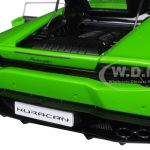 Lamborghini Huracan LP610-4 Verde Mantis 4 Layer/Green Metallic 1/18 Model Car by Autoart