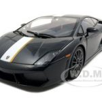 Lamborghini Gallardo LP550-2 Balboni Black / Nero Noctis 1/18 Diecast Model Car by Autoart