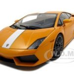 Lamborghini Gallardo LP550-2 Valentino Balboni Arancio Borealis / Orange 1/18  Diecast Car Model by Autoart