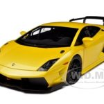 Lamborghini Gallardo LP560-4 Super Trofeo Yellow 1/18 Diecast Model Car by Autoart