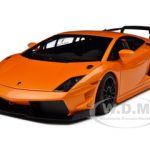 Lamborghini Gallardo LP560-4 Super Trofeo Orange 1/18 Diecast Model Car by Autoart
