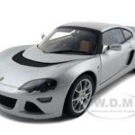 Lotus Europa S Silver 1/18 Diecast Model Car by Autoart
