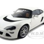 Lotus Europa S White 1/18 Diecast Model Car by Autoart