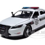 Ford Police Interceptor Concept Highway Patrol Car 1/24 Diecast Model Car by Motormax