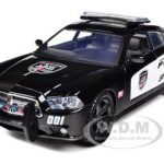 2011 Dodge Charger Pursuit Police 1/24 Diecast Car Model by Motormax