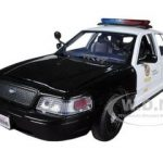 2010 Ford Crown Victoria LAPD Los Angeles Police Department Car 1/24 Diecast Car Model by Motormax