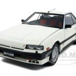 Nissan Skyline 2000 Turbo Intercooler RS-X (DR30) White 1/18 Diecast Car Model  by Autoart