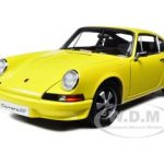 1973 Porsche 2.7 RS Light Yellow (Standard Version) 1/18 Diecast Car Model by Autoart