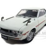 Toyota Celica 1600GT TA 22 White 1/18 Diecast Model Car by Autoart
