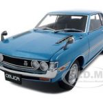 Toyota Celica 1600GT TA 22  Blue 1/18 Diecast Model Car by Autoart