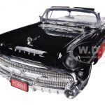 1957 Buick Roadmaster Red/Black Custom 1/18 Diecast Car Model by Motormax