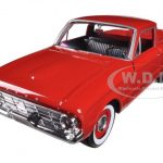 1960 Ford Falcon Ranchero Pickup Red 1/24 Diecast Car Model by Motormax