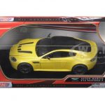 Aston Martin Vantage S V12 Yellow 1/24 Diecast Model Car by Motormax