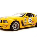 Ford Racing Mustang FR 500C Grand-Am Cup GS 2005 Gue/Jeaninette #55 1 Of 6000 Madel 1/18 Diecast Model Car by Autoart