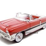 1955 Packard Caribbean Cinnamon 1/18 Diecast Car by Road Signature