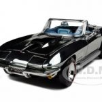 1967 Chevrolet Corvette L88 Chrome 100th Years Of Chevrolet Centennial Edition Limited Edition 1 of 750 Produced Worldwide Limited Edition 1 of 750 Produced Worldwide 1/18 Diecast Model Car by Autoworld