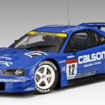 Nissan Skyline GT-R (R34) JGTC 2003 Round 8 Suzuka Version Calsonic #12 1/18 Diecast Model Car by Autoart