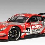 Nissan Fairlady Z JGTC 2004 Late Version (Round 7 Suzuka) Motul Pitwork #22 1/18 Diecast Model Car by Autoart