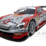 Lexus SC 430 Super GT 2006 Toms #36 1/18 Diecast Car Model by Autoart