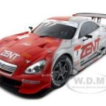 Lexus SC 430 2006 Super GT #1 Zent 1/18 Diecast Model Car by Autoart