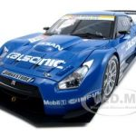 Nissan GT-R Super GT 2008 Calsonic Impul #12 1/18 Diecast Car Model by Autoart